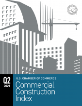 Commercial Construction Index - Q2 2021 - Cover