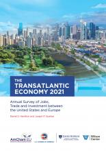 Transatlantic Trade 2021 Report Cover