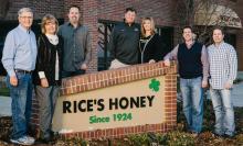 Rice's Lucky Clover Honey