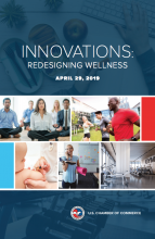 Innovations: Redesigning Wellness - Report Cover