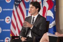 Canada Prime Minister Trudeau