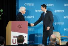 Tom Donohue and Paul Ryan