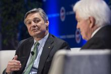 Raymond Conner, Boeing's vice chairman and President and CEO of its commercial airplane division, at the U.S. Chamber of Commerce Foundation's 14th Annual Aviation Summit.
