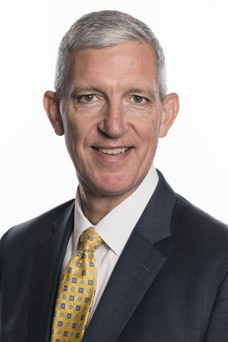 Martin Durbin headshot