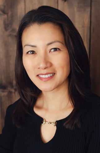 Sabrina Fang, Senior Director Media Relations headshot