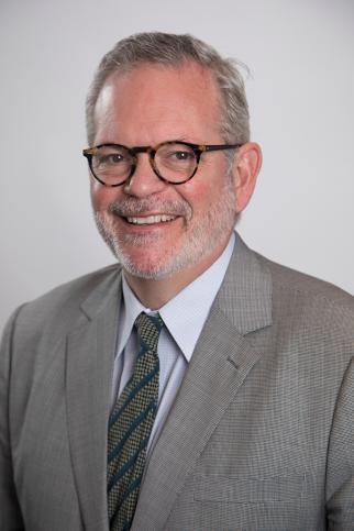Headshot of Charles Freeman, Senior Vice President for Asia.