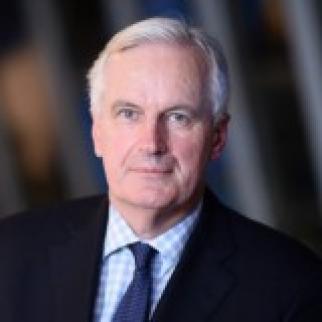 Michel Barnier, Chief Negotiator