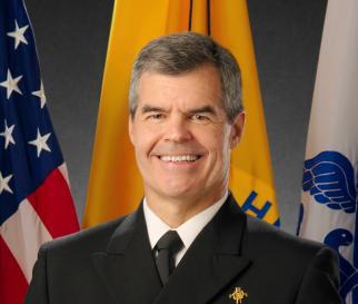 Stephen C. Redd, MD, RADM