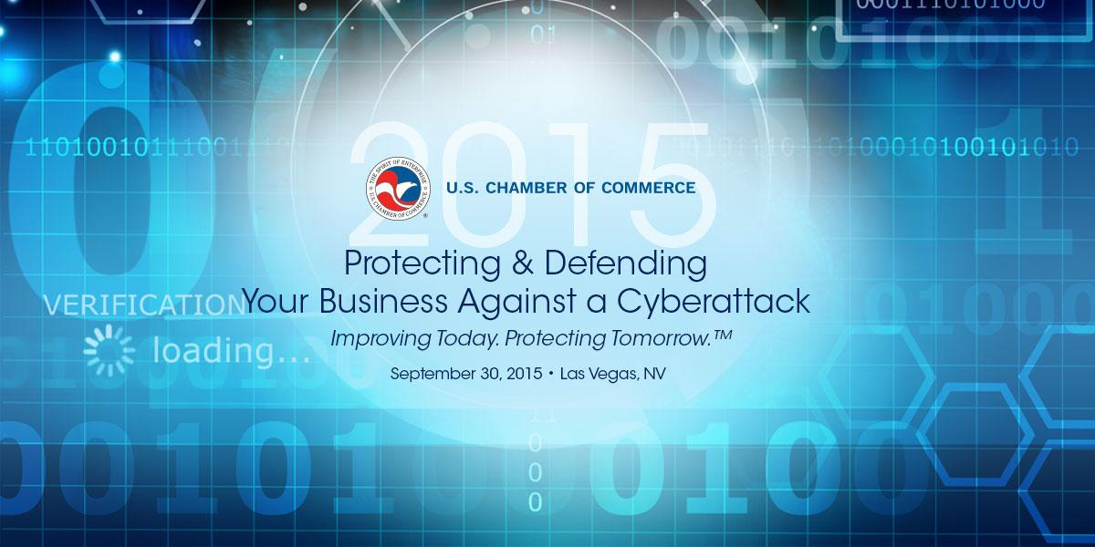 U.S Chamber of Commerce and American Gaming Association Cybersecurity Summit