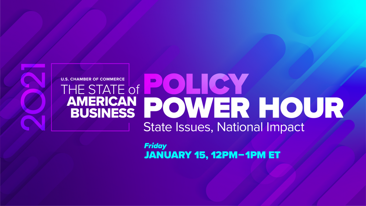 Policy Power Hour - Day 2 (Thursday)