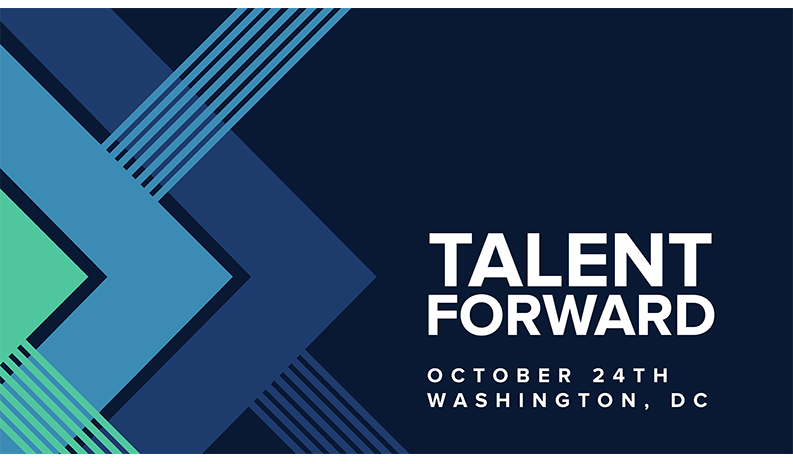 Talent Forward 2019 Event Graphic