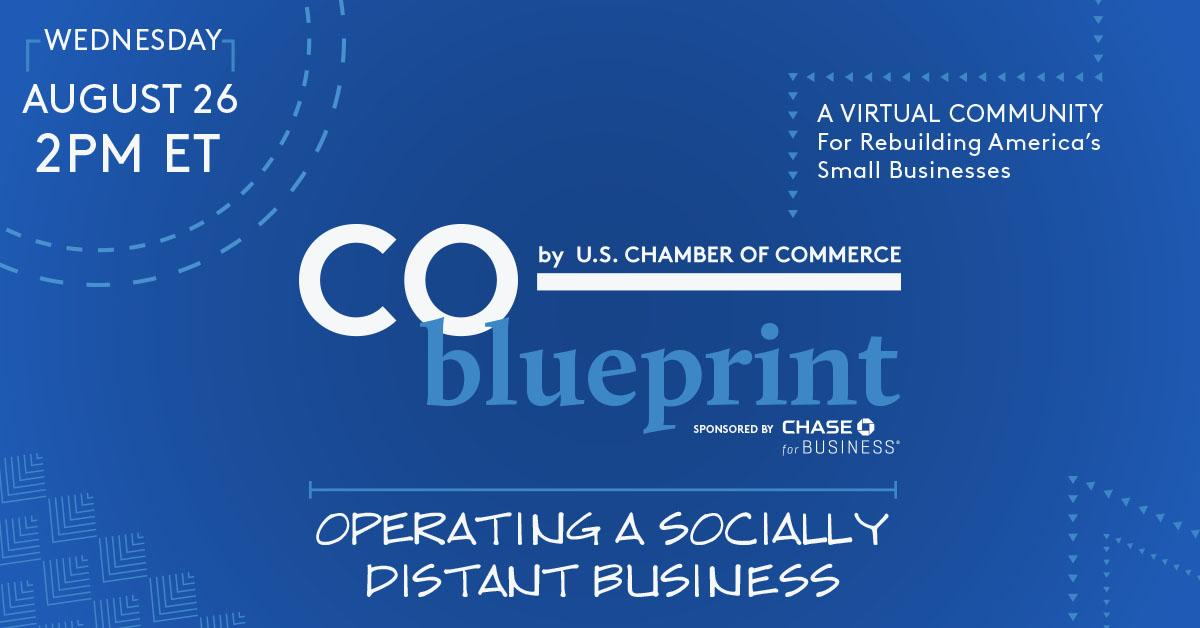 Register today for the seventh event in our CO— Blueprint series on 8/26