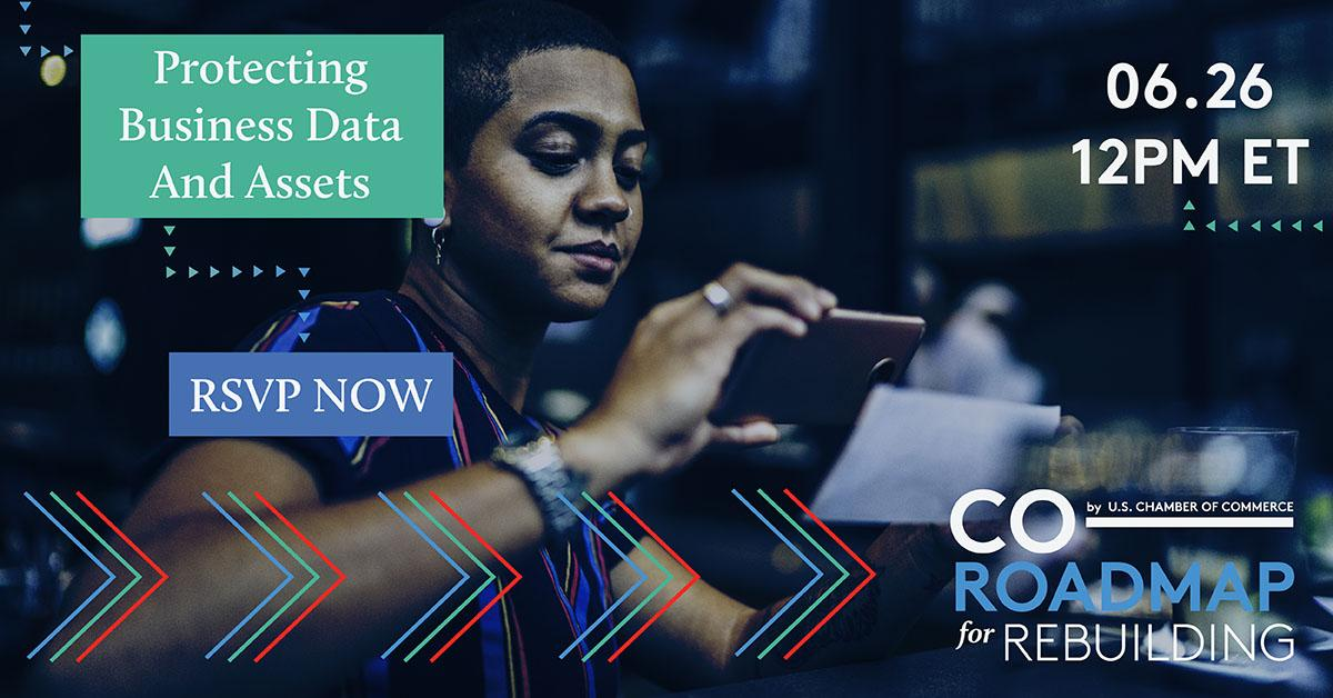 Join CO— on August 25 at 12pm ET for Protecting Business Data and Assets
