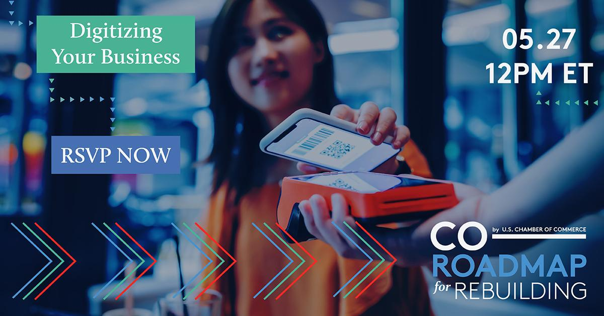 Register today for CO—Roadmap: Digitizing Your Business on May 27