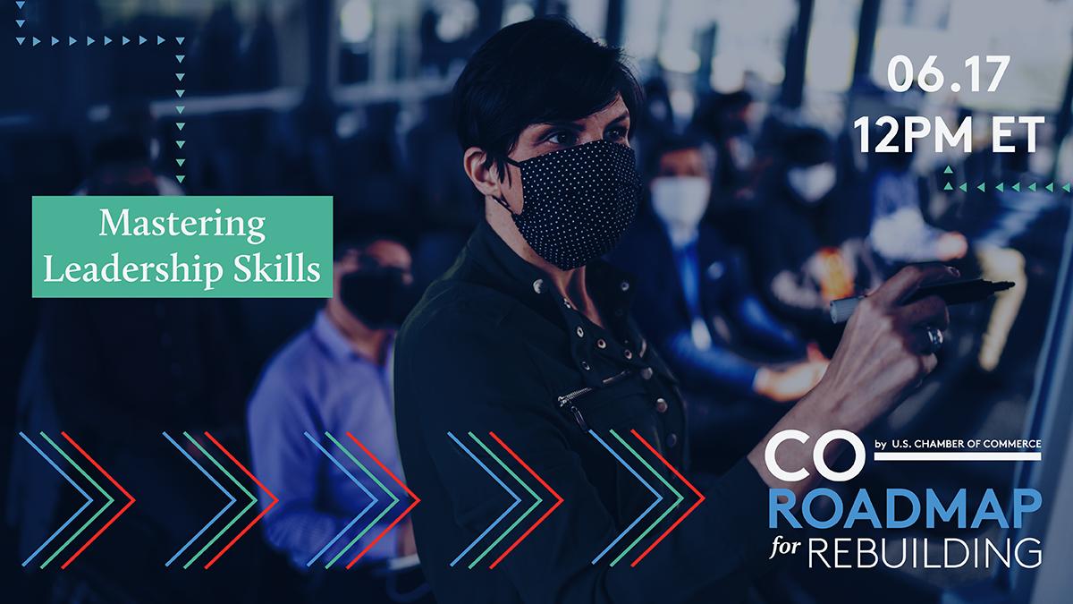 Register today for CO—Roadmap: Mastering Leadership Skills on June 17
