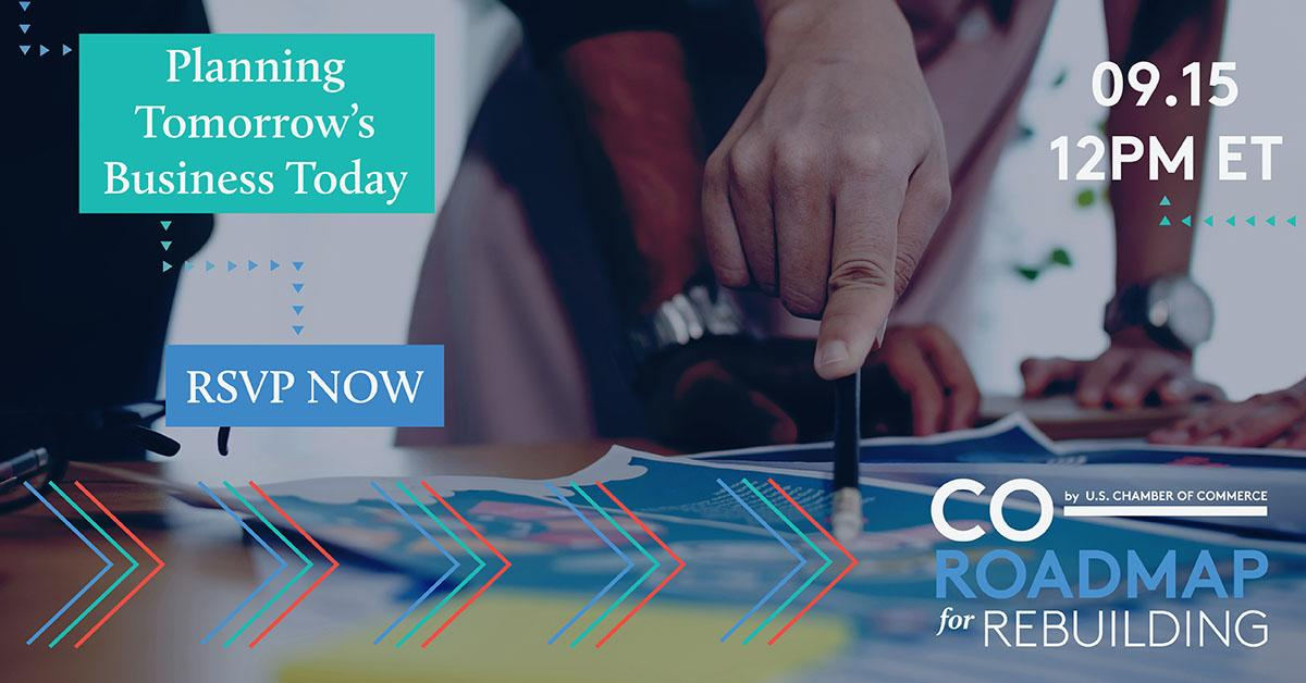 Join CO— on September 15 for Planning Tomorrow's Business Today