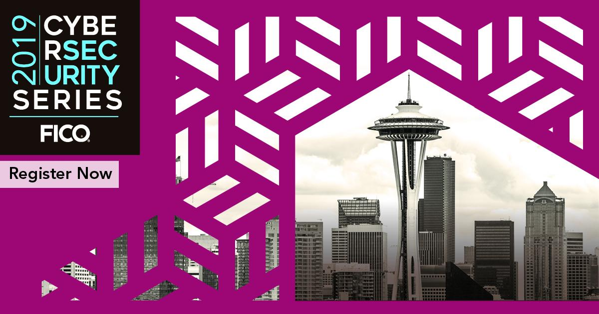 Cybersecurity Series Seattle Key Graphic