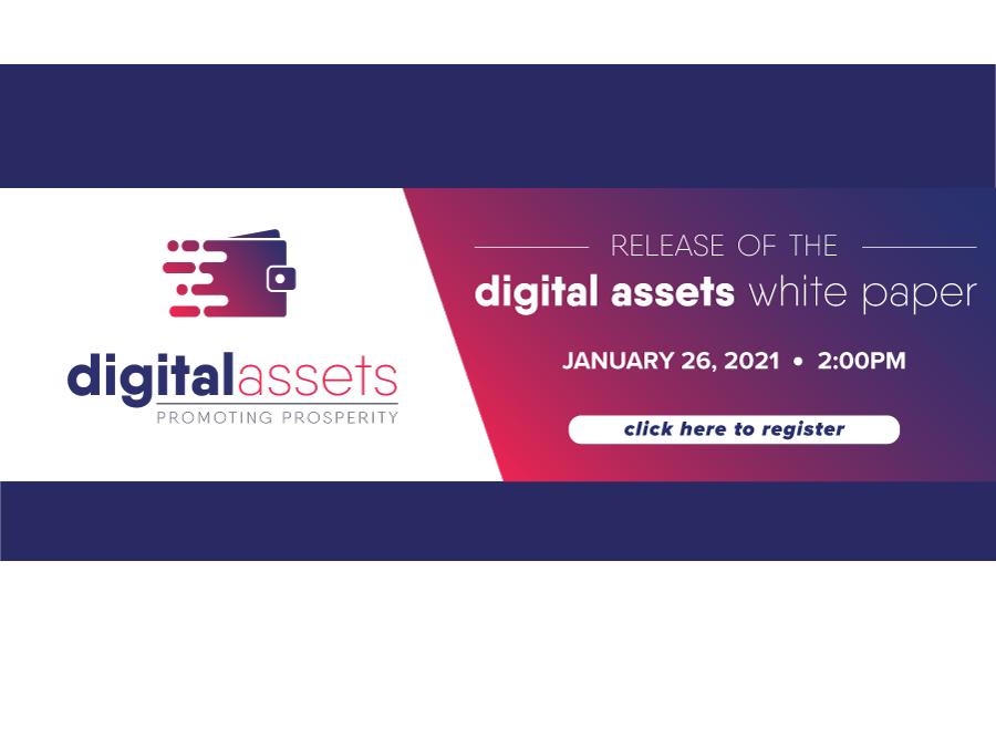 Digital Assets Event Graphic