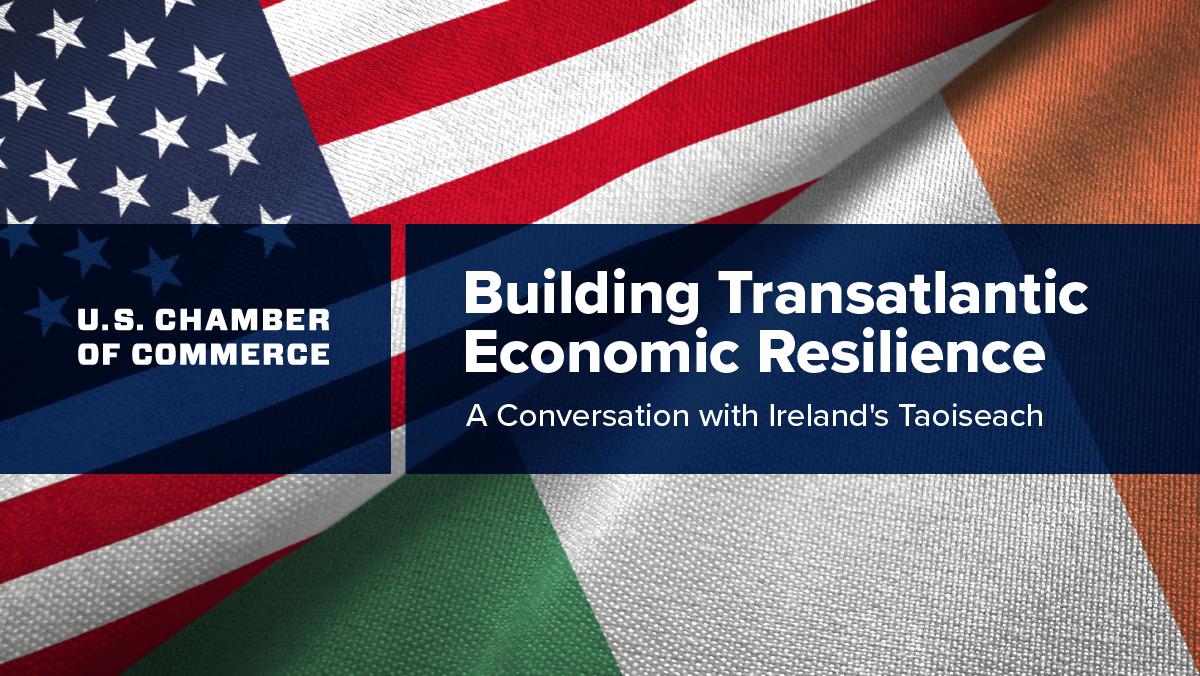 Building Transatlantic Economic Resilience event graphic