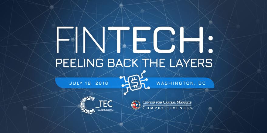 FinTech Event Graphic
