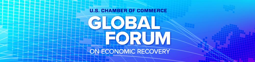 Global Forum on Recovery Event Header