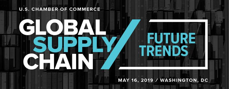 Global Supply Chain Summit Event Banner