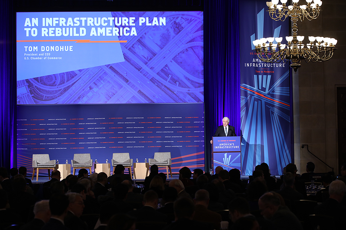 Infrastructure Event Graphic