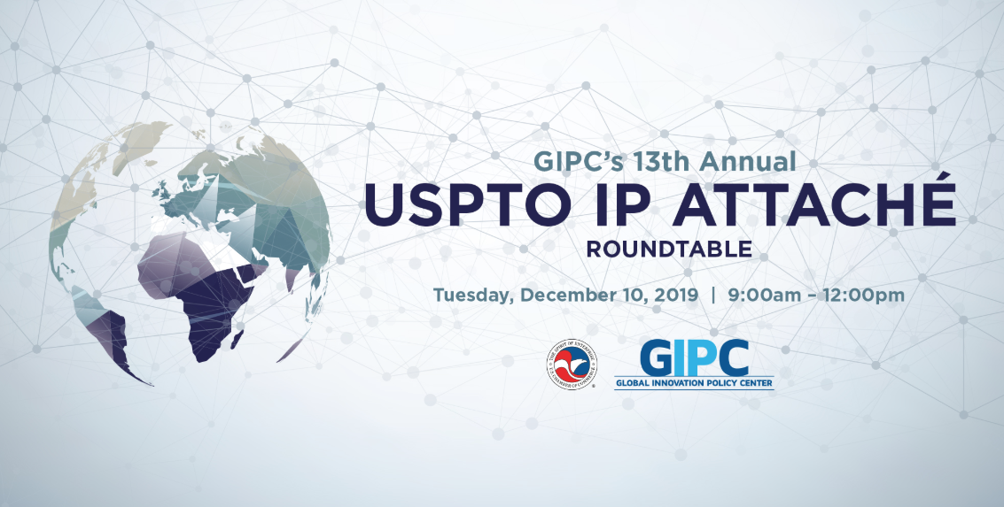 USPTO IP Attaché Roundtable Event