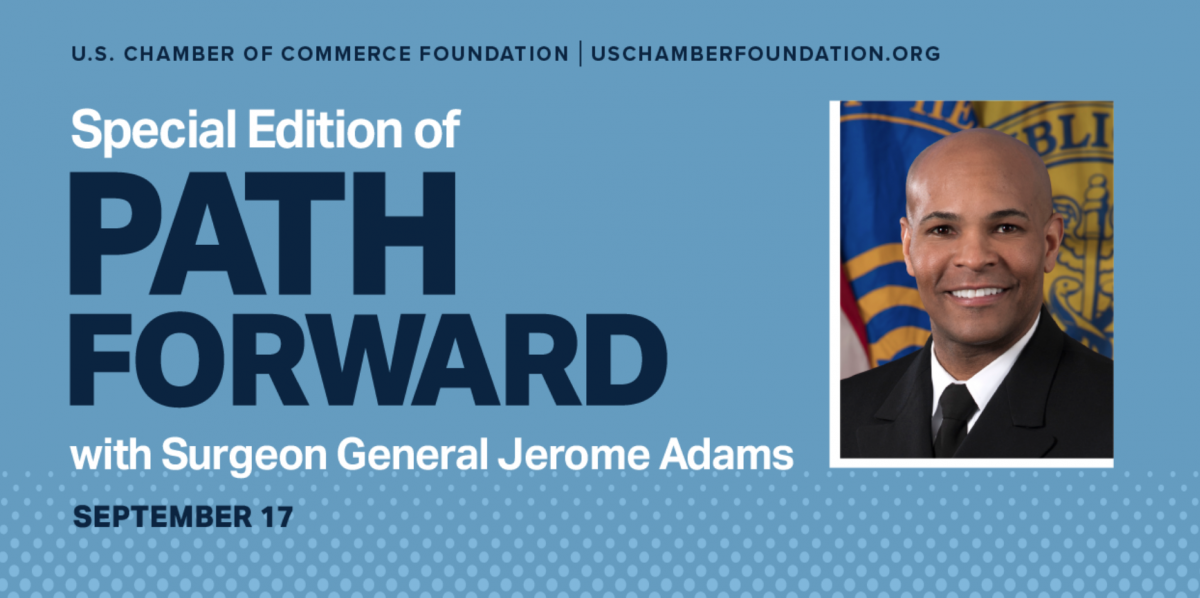 Path Forward Special Edition: A Conversation with U.S. Surgeon General Jerome M. Adams