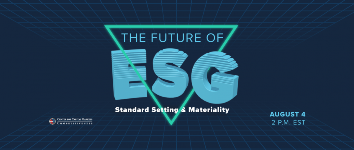 CCMC ESG event graphic for August 4th