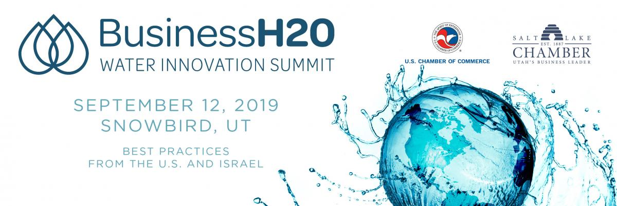 BusinessH2O Water Innovation Summit