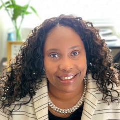 Latricia Boone, Vice President of the Equality of Opportunity Initiative at the U.S. Chamber of Commerce.