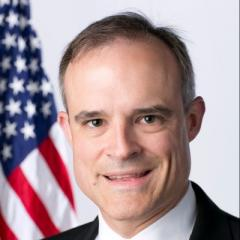 Michael Daniel, former Cybersecurity Advisor, the White House, and President, Cyber Threat Alliance