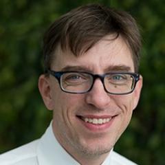 Robert Pless, Ph.D. headshot