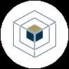 Main Street Leaders Image - Illustrated Cube Icon