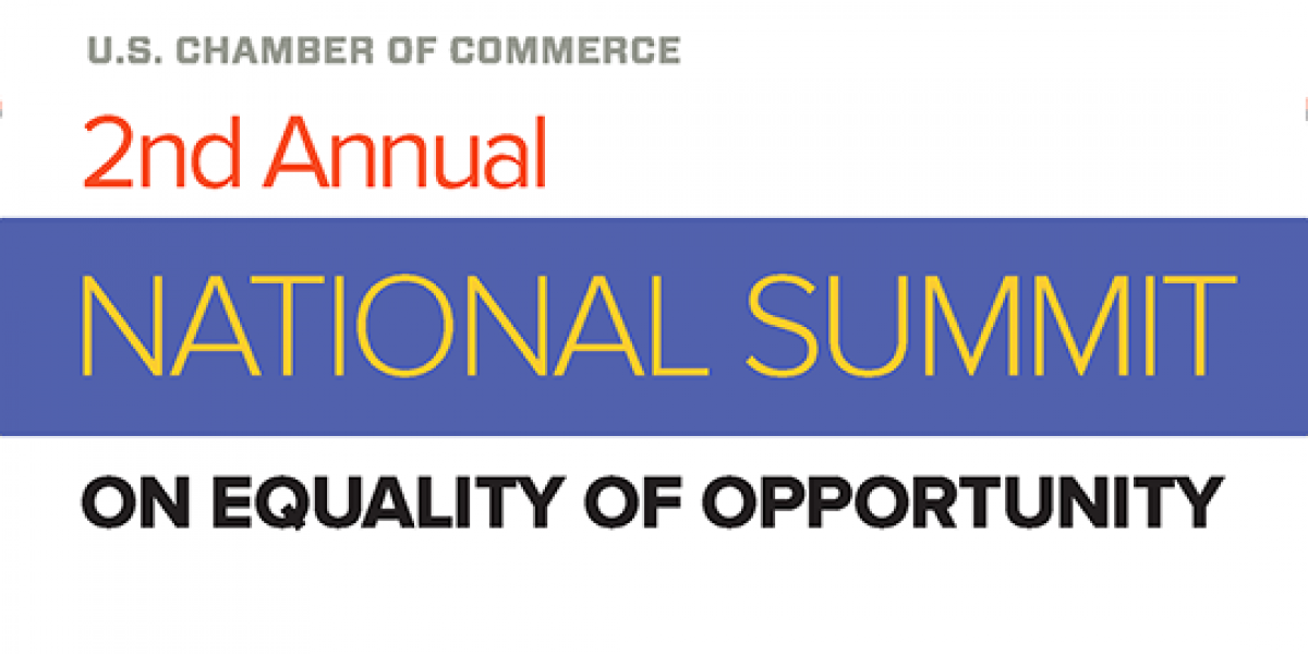 National Summit on Equality of Opportunity