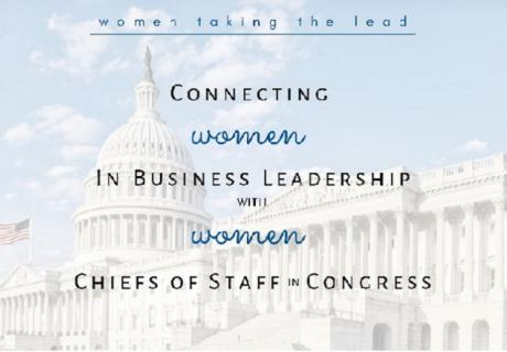Women Taking the Lead September Luncheon Graphic