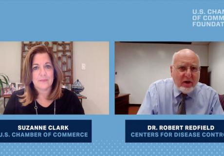 Path Forward: CDC Director 2020