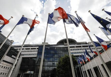 France's ministry of finance headquarters in Paris.