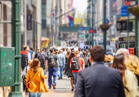 U.S. pedestrians