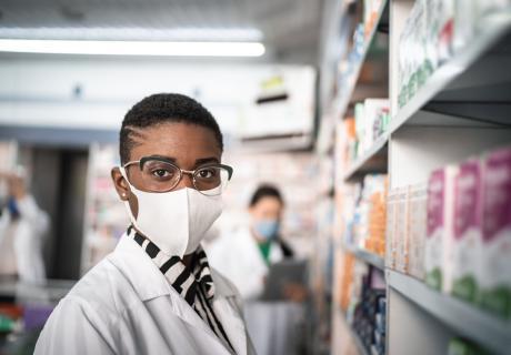 Scientist COVID