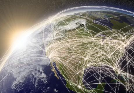 North America Connected