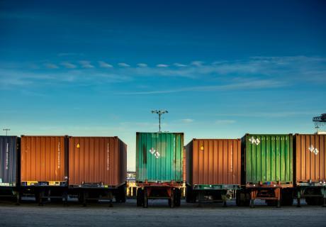 Supply Chain trucks; trade