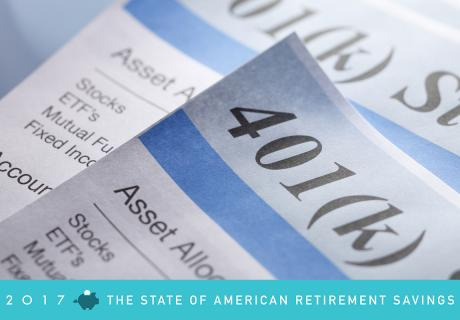 The State of American Retirement Savings