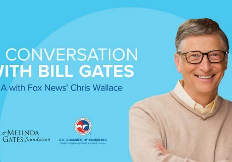 Bill Gates Interview Graphic