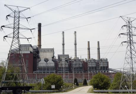 The coal-fired units of Ohio's W.C. Beckjord Generating Station were retired in 2014.