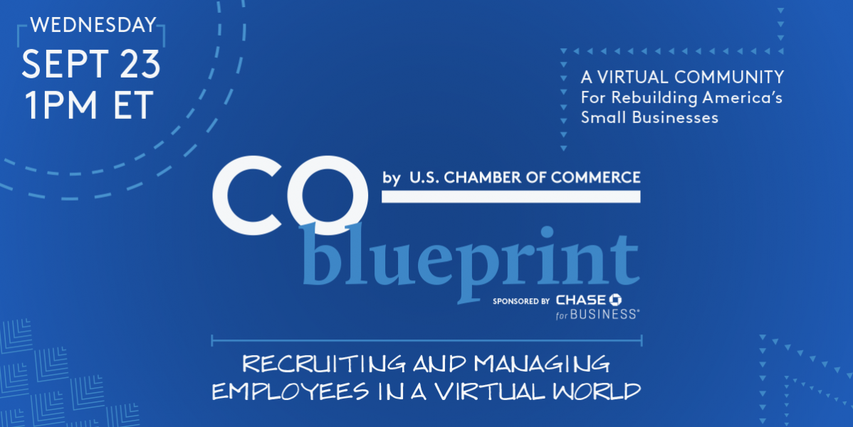 Register today for CO—Blueprint: Recruiting and Managing Employees in a Virtual World