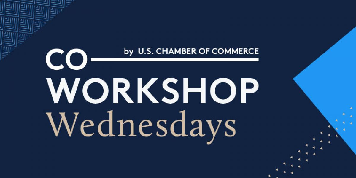 Register today for Workshop Wednesday: Protecting Your Business from Cyber Threats