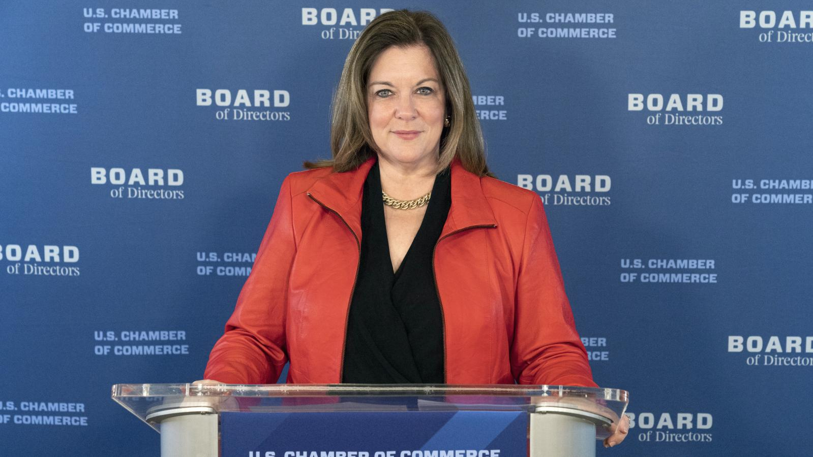 Suzanne Clark, U.S. Chamber President and CEO