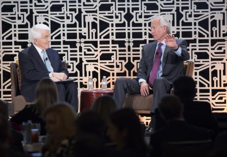 Thomas J. Donohue interviews Retired Boeing Chairman James McNerney at the 15th Annual Aviation Summit